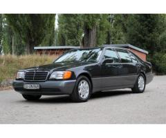 Mercedes-Benz W140 600 SEL 1992. цена: 35000 $